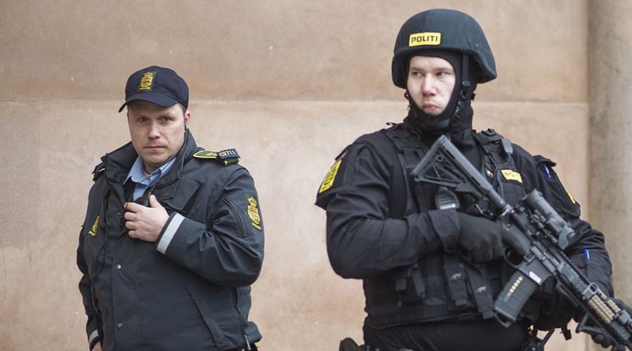 Police arrest man threatening to blow himself up at Danish asylum center