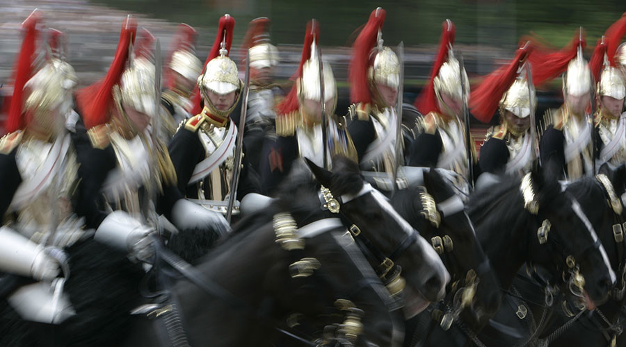 Soldiers in Queen's Household Cavalry used N-word, made racist jokes in WhatsApp group