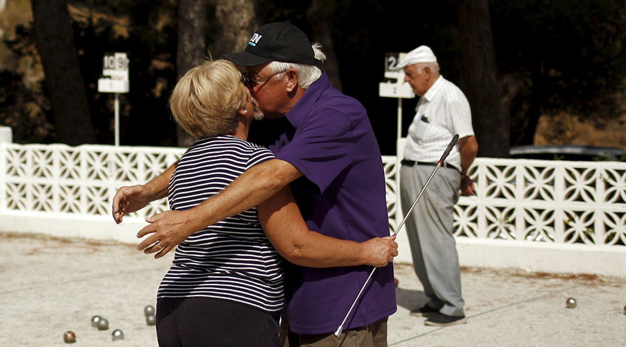 Sex & surveillance: US assisted-living homes deny elders' right to intercourse, study says