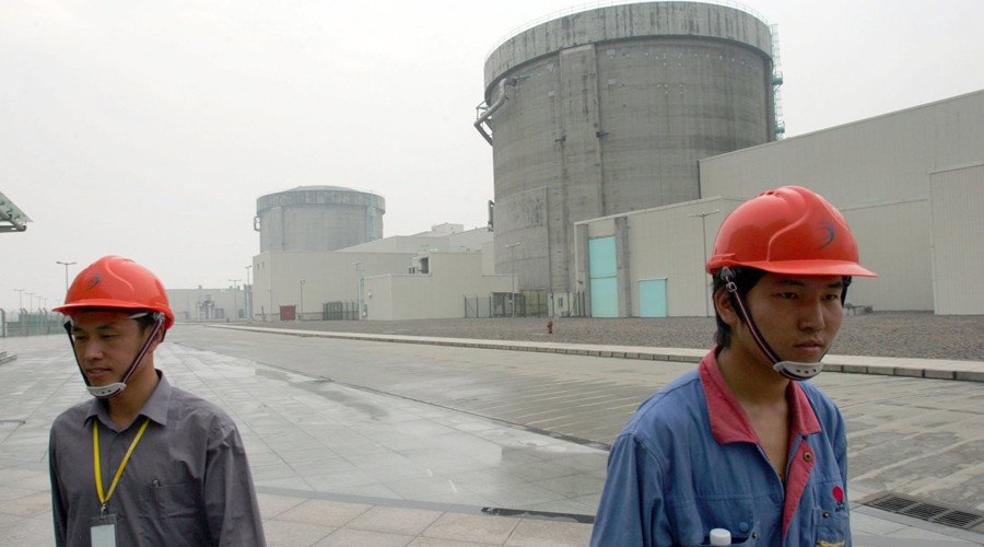 Could China build Britain's Hinkley nuclear power plant using stolen US technology?