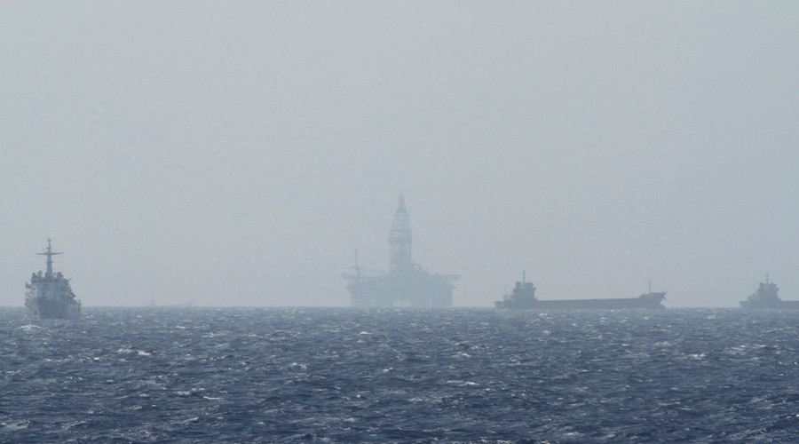 South China Sea © Reuters