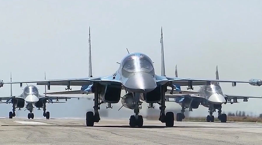 No permanent strategic bombers & nukes in Syria but Khmeimim base to be enlarged – Russian senator