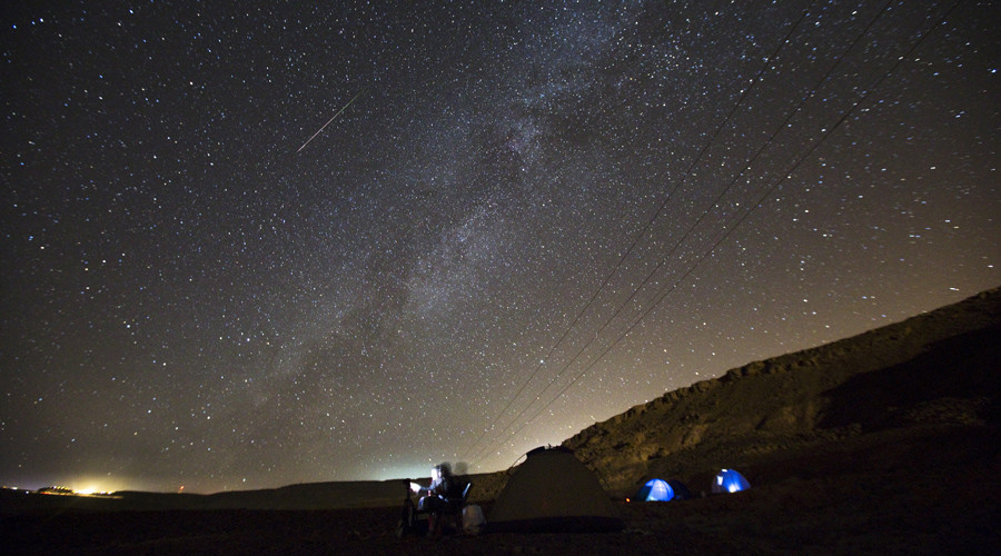 Peak Perseids: Meteor 'outburst' to illuminate skies tonight with 200 shooting stars an hour
