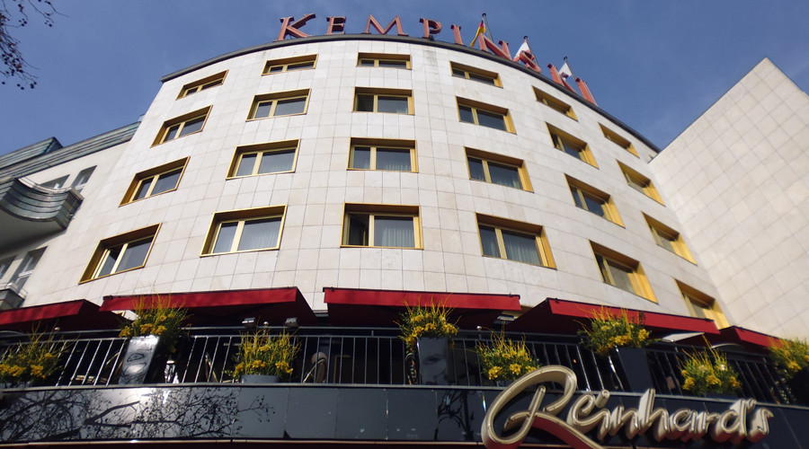 Jewish filmmaker slams Berlin hotel for removing Israel dial code after Arab 'request'