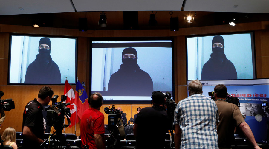 'Race against time': Canadian police says gunned down terror suspect planned 'imminent' attack