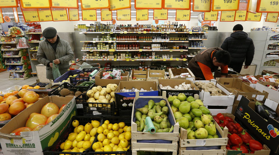 Moscow extends contraband food destruction