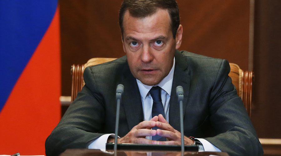 Russian PM says Moscow could break off diplomatic ties with Ukraine
