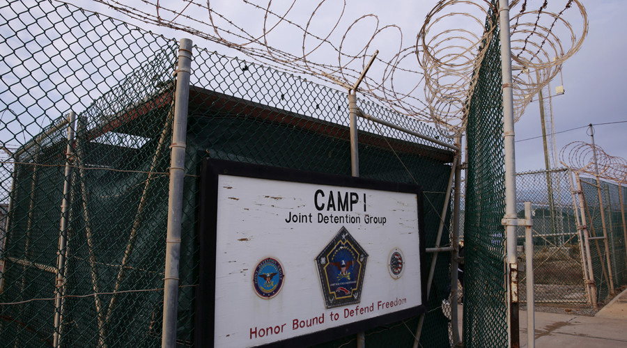 Trump says American terror suspects could be tried, held in Guantanamo