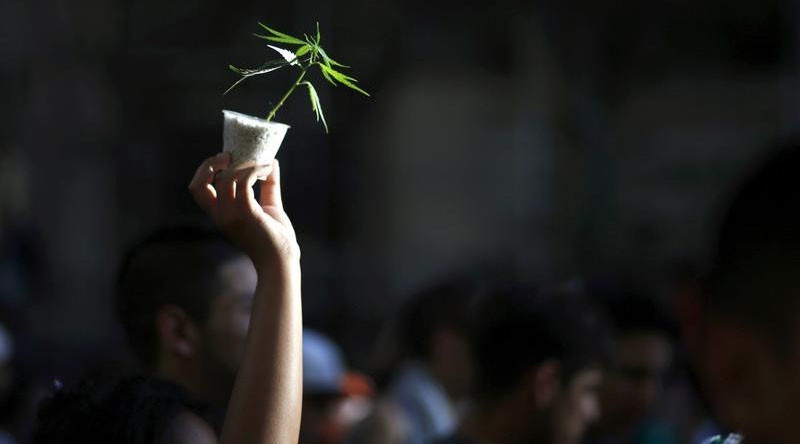 'Legalization is in the air': Thousands rally in Berlin calling for legal pot in Germany