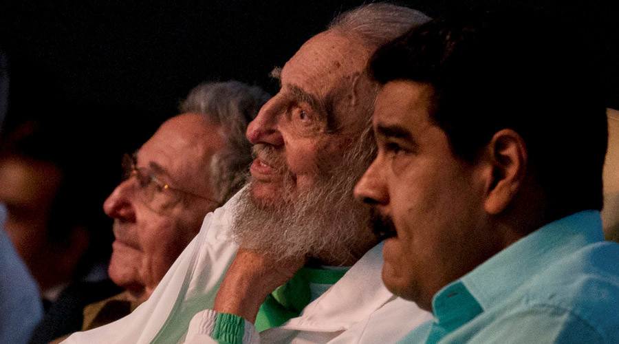 Fidel Castro celebrates 90th birthday, criticises Obama in public letter