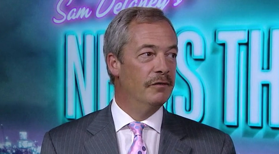 'I destroyed the far right in UK': Farage on Brexit, UKIP future & neo-Nazi past rumors