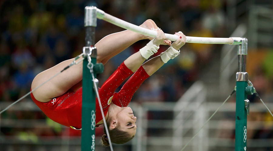 Russian gymnast Mustafina claims Rio gold in uneven bars