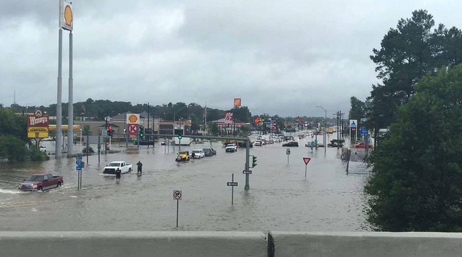 5 dead, 20,000 rescued: Disaster declared for flood-ravaged Louisiana