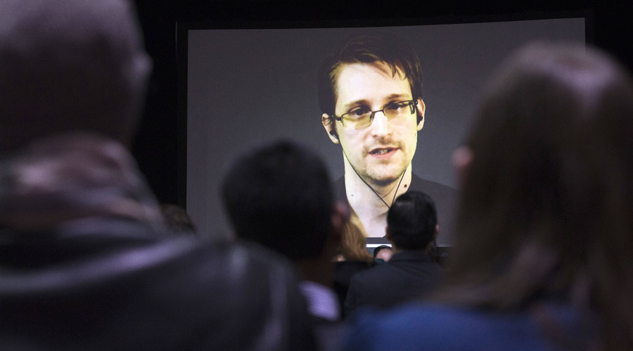 'Reports of death greatly exaggerated': Snowden quashes murder rumor with Twain tweet