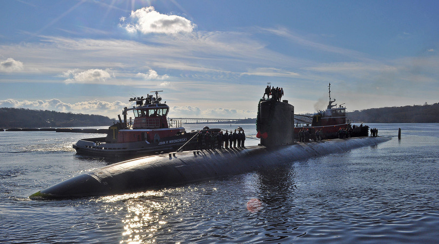 USS Alexandria submarine. © U.S. Navy photo by Mass Communication Specialist 3rd Class Timothy Walter