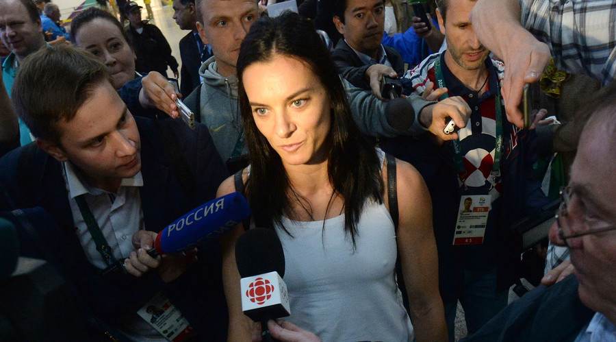 'I will never forgive IOC for Rio ban' – Olympic pole vault champ Isinbayeva