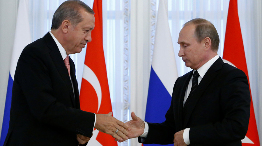 Putin: Russia 'sincerely seeking' to restore relations with Turkey