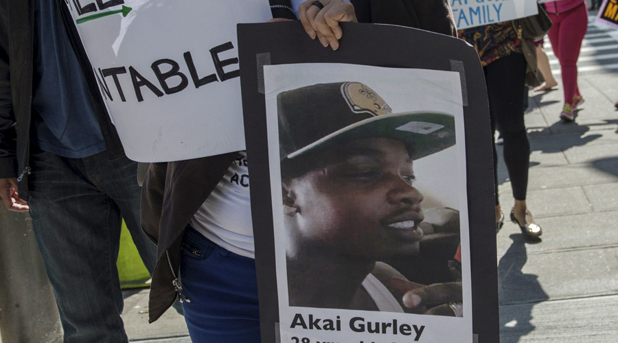 New York to pay $4mn settlement to family of Akai Gurley