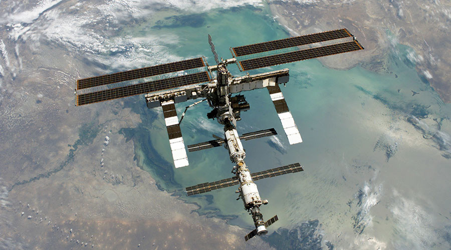NASA assesses 'risks' of Russia's proposal to cut down ISS crew