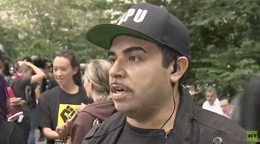 Prominent 'copwatcher' accuses NYPD of targeted, unconstitutional arrests