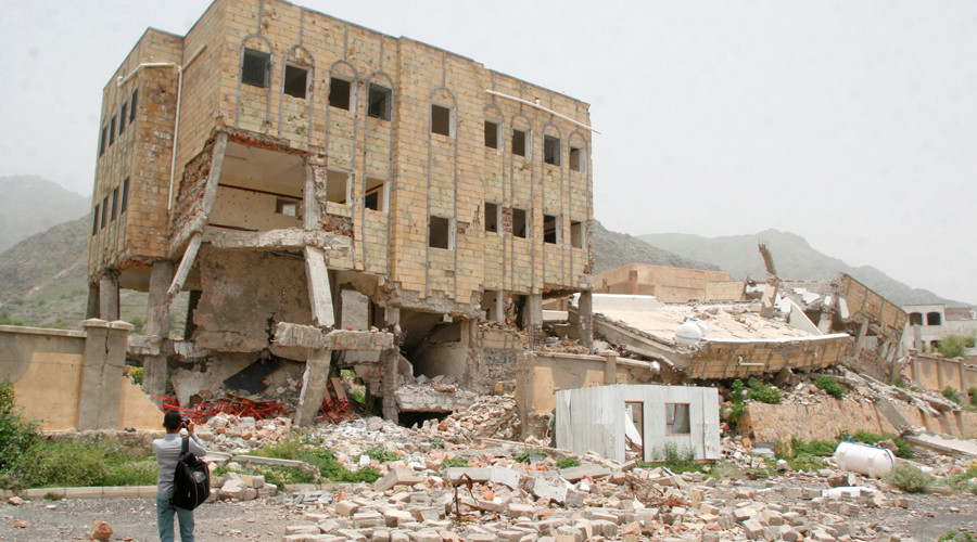 Economic damage from civil war costs Yemen $14bn - report