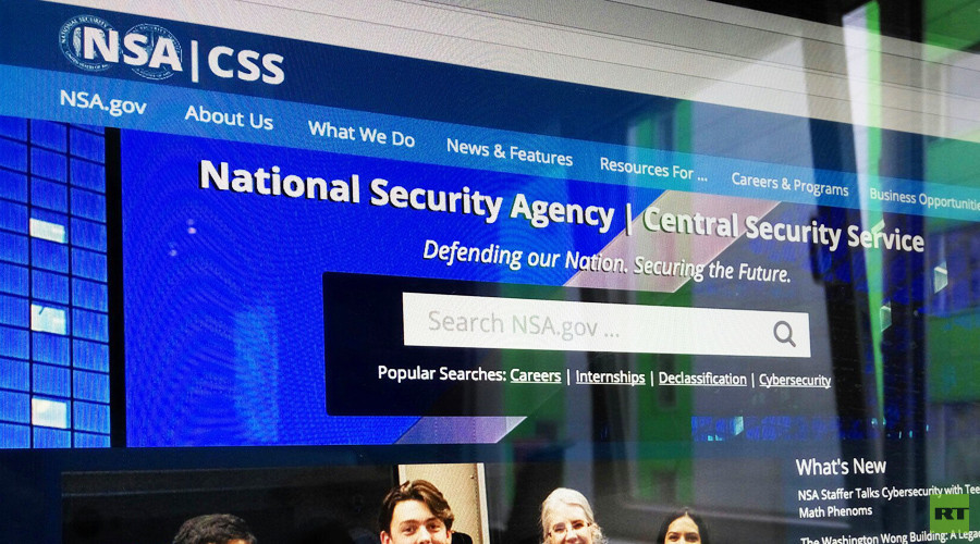 NSA website down for 1 day after hackers take out its affiliate – media