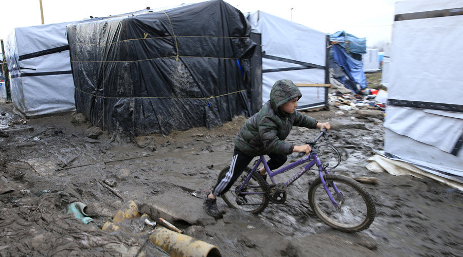 Will Britain & France finally intervene to support children living alone in Calais 'Jungle'?