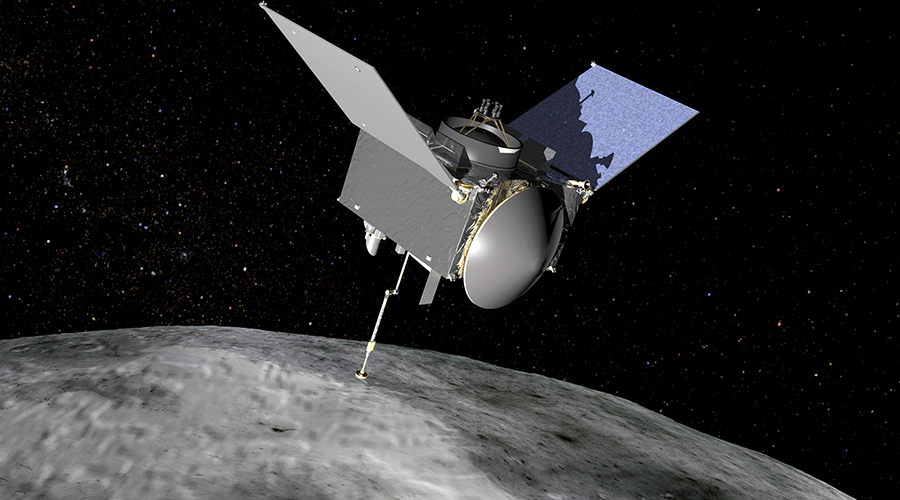 NASA counts down to premier mission to bring back piece of 'Armageddon' asteroid