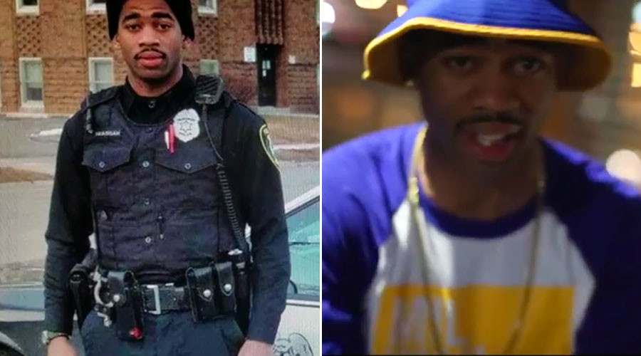 'I'm gonna start riot like it's Baltimore': Killer Milwaukee cop made amateur rap video