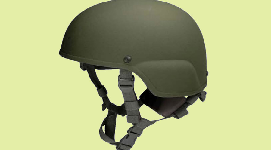 ACH helmet © oig.justice.gov