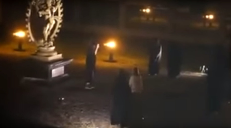 Sacrifice to Shiva at CERN? Officials launch investigation after video of 'spoof' ritual emerges