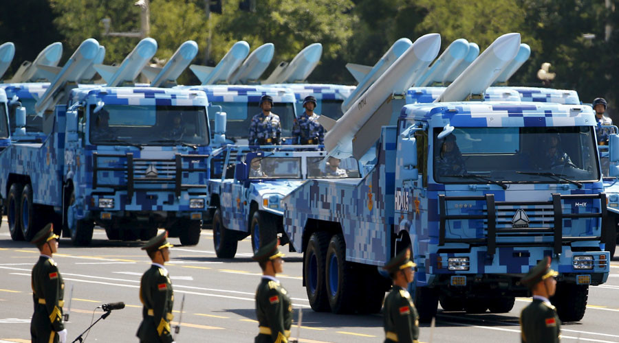 AI cruise control: China wants high-level artificial intelligence for next-gen missiles