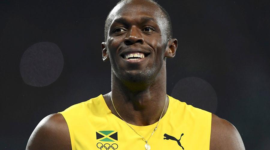 Usain Bolt © Dylan Martinez