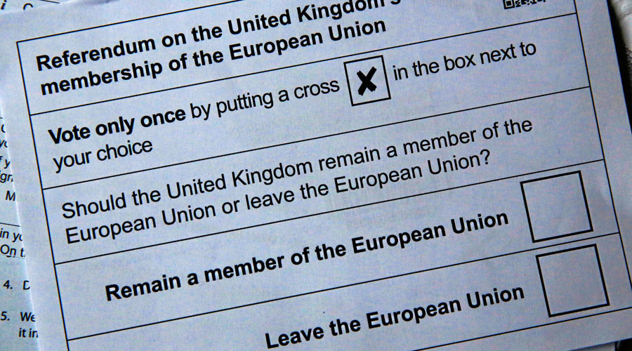 Journalist who voted twice to expose Brexit electoral fraud... is investigated for electoral fraud