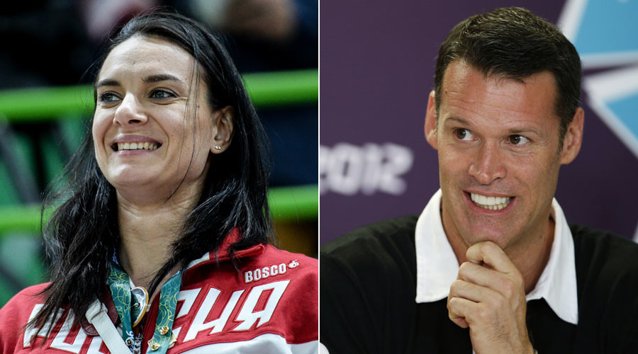 Canadian journalist Tewksbury calls Isinbayeva 'doped' before deleting tweet