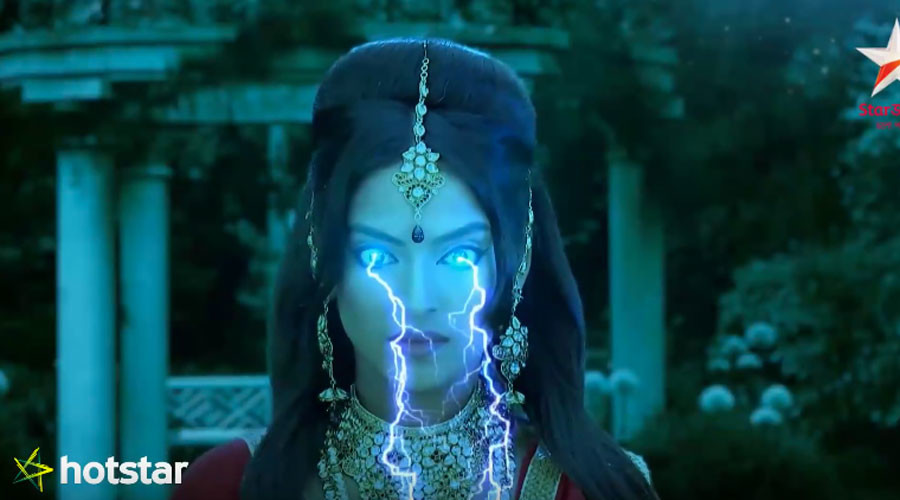 Screenshot from the TV show 'Kiranmala' © starjalshaindia