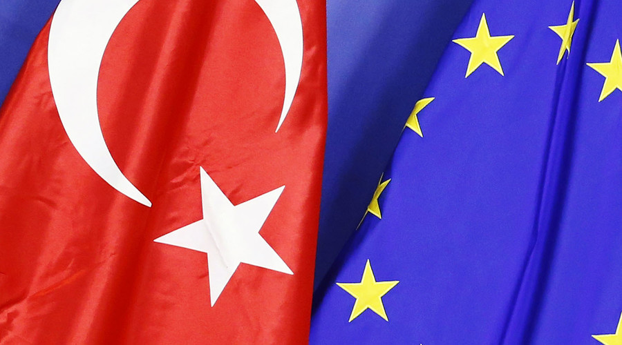 'Unacceptable if we're not in': Turkey says it aims to be part of EU by 2023