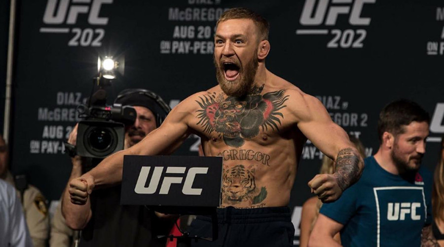 Conor McGregor threatens to 'kill' Diaz at UFC 202 grudge match (VIDEOS)
