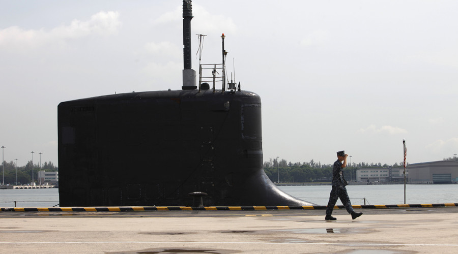 Taking pictures of US nuclear submarine lands sailor in jail