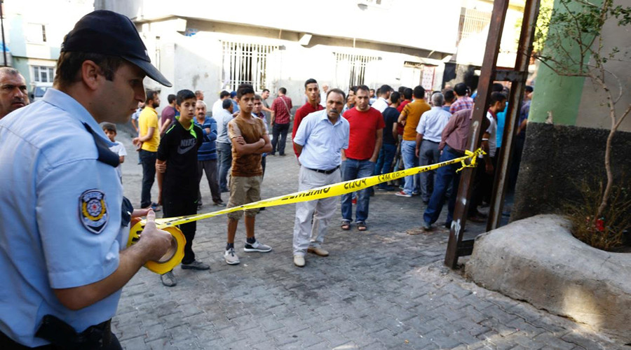 Terror strike on Kurdish wedding in Turkey appears 'politically motivated'