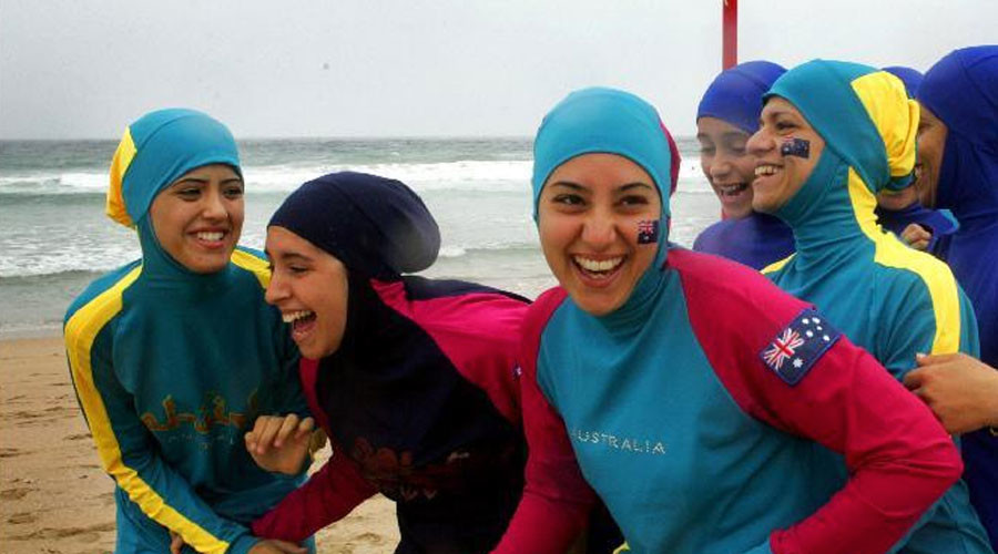 Burkini ban in France sparks worldwide sales, incl among non-Muslims, designer says