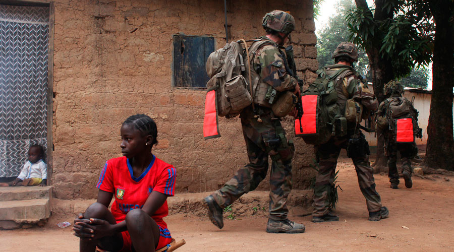 Alleged rape by French peacekeepers in CAR on larger scale than thought - NGO