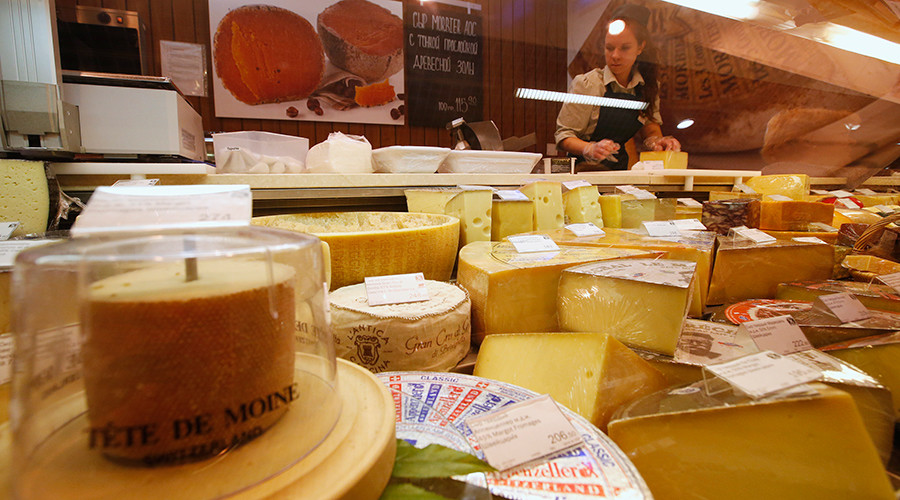 Stacking cheddar: Agriculture Dept buys 11 million pounds of cheese