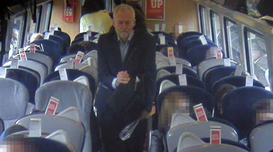 George Galloway to RT: Jeremy Corbyn is telling truth about #traingate (VIDEO)