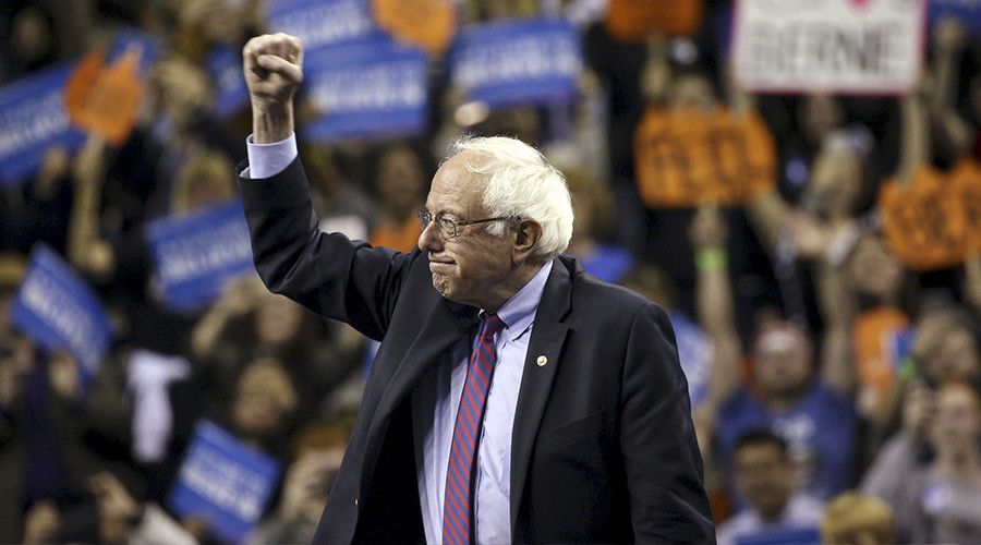 Revolution must go on: Sanders promises his agenda will not be shelved by Democrats