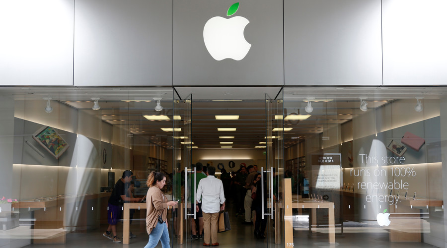 Washington threatens Brussels over plan to demand billions in unpaid taxes from Apple