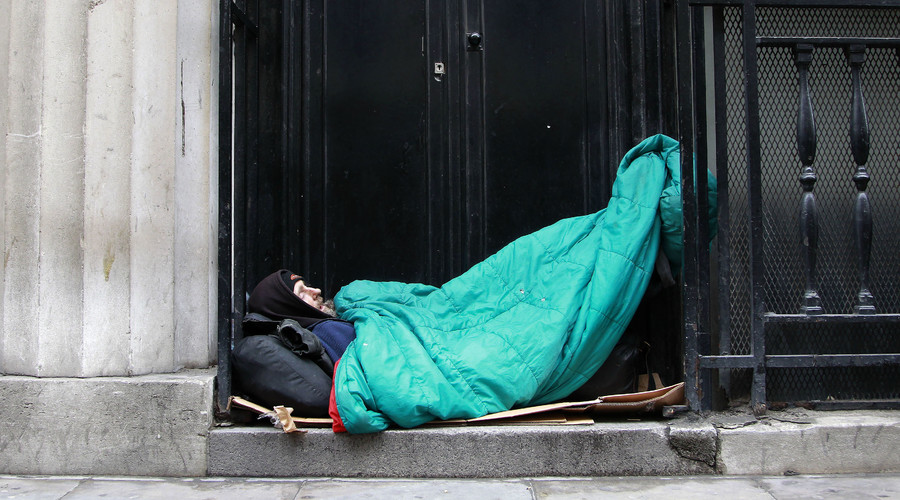80,000 English families could be homeless by 2020, former MP warns