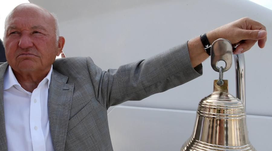 Former Mayor of Moscow Yuri Luzhkov. © Igor Zarembo