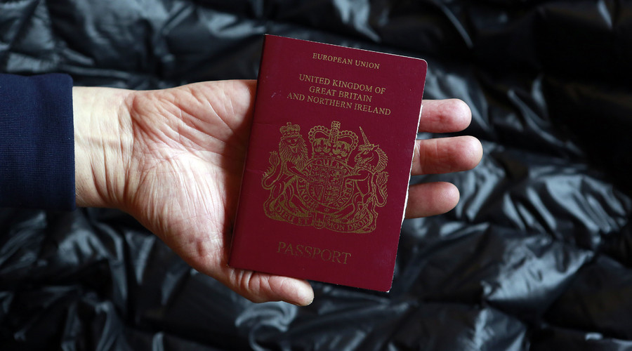 Polish & Italian applications for UK passports spiked before Brexit vote
