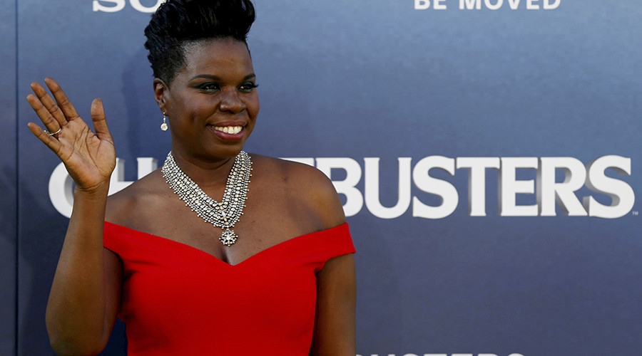 Trollbusters: Hack of Ghostbusters star Leslie Jones under DHS investigation
